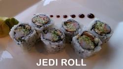 Jedi Roll