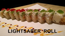 Lightsaber Roll